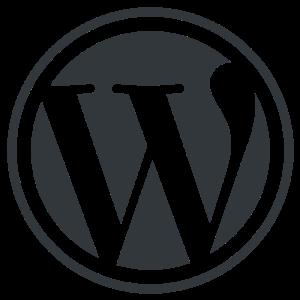 WordPress Wartung Logo